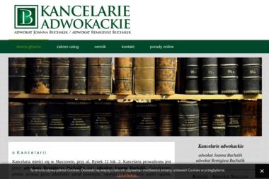 Kancelaria Adwokacka - adwokat Remigiusz Buchalik - Obsługa prawna firm Skoczów