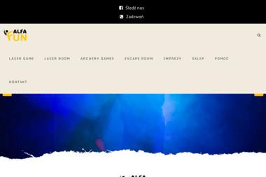 Alfa Laser Michał Pawlak - Imprezy integracyjne Łódź