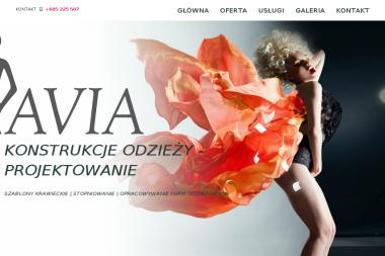 AVIA - Wzorcownie odzieży Łódź