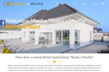 Buduj z Muchą - Elewacje Żukowo