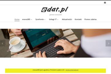 Edat.pl - Projekty Sklepu Internetowego Kielce