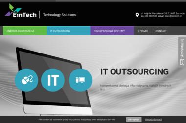 Ein Tech - Kolektory słoneczne Szczecin