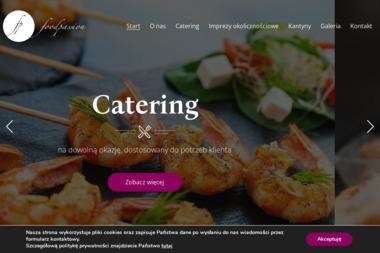 Food Passion - Catering dla firm Gdańsk