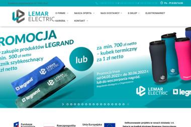 LEMAR Electric sp. z o.o. - Narzędzia Mysłowice
