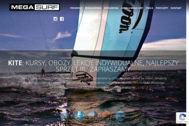 Mega Surf - Organizacja imprez sportowych Chałupy