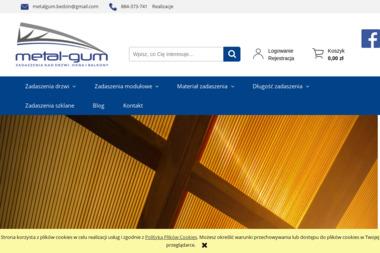 Metal-Gum 3 S.C. - Pokrycia dachowe Będzin