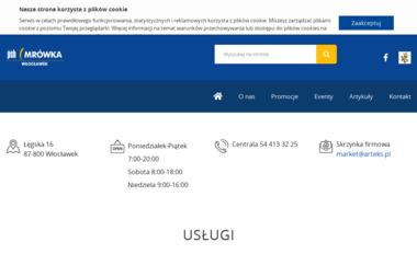 Arteks Sp.z o.o. - Konstrukcje Stalowe Włocławek