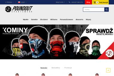 POUNDOUT - Andrzej Wiśniewski - Odzież Damska Gdańsk