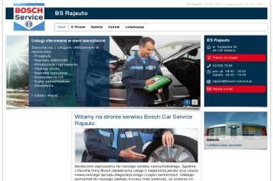 Rajauto Center sp. z o. o - Firma transportowa Gliwice
