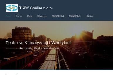 TKIW SP. Z O.O. - Przewody Wentylacyjne Wrocław