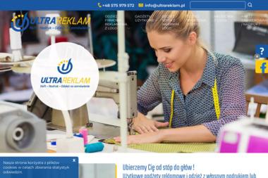 Ultra Reklam - Nadruki na odzieży Łódź