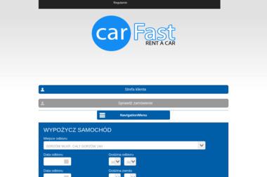Carfast.pl Wypożyczalnia samochodów - Wypożyczalnia samochodów Gorzów Wielkopolski