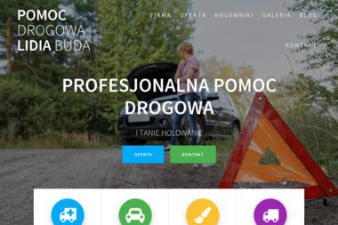 Lidia Buda Pomoc Drogowa - Pomoc drogowa Poznań