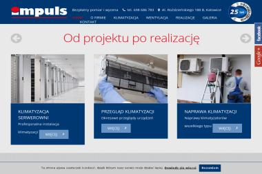 P.U.H. Implus - Klimatyzacja Katowice