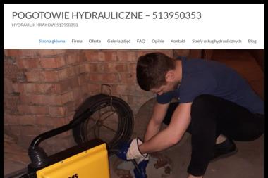 Hydromax Andrzej Orłowski - Rury Kanalizacyjne Kraków