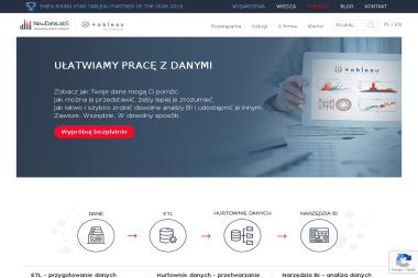 NewDataLabS - Bazy Danych Wrocław