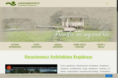 Ogrody Harasimowicz Architektura Krajobrazu - Projektowanie ogrodów Toruń