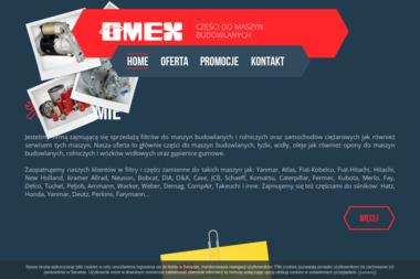 FHU Omex - Maszyny budowlane różne Września