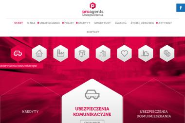 Proagents Monika Mrowińska - Kredyt dla firm Szczecin