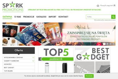 Spark Promotions - Materiały reklamowe Mirków
