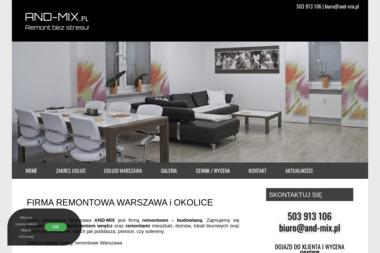 AND-MIX - Montaż Drzwi Wieczfnia Kościelna