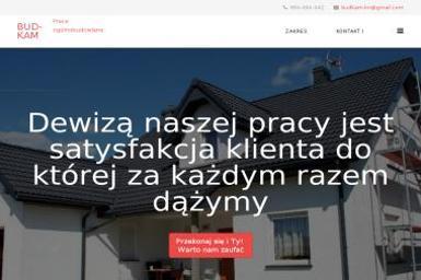 Firma ogólnobudowlana BUD-KAM Wojciech Kamieniarz - Budownictwo Szkieletowe Kościan
