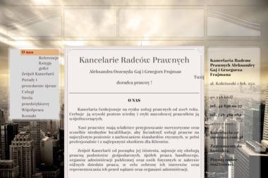Kancelaria Radcy Prawnego Grzegorza Frajmana - Wykup Długów Łódź