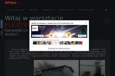 FLEXTEC Łukasz Duda - Spawacz Przasnysz
