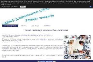 GABIKS INSTALACJE SANITARNE - Urządzenia, materiały instalacyjne Piotrków Trybunalski