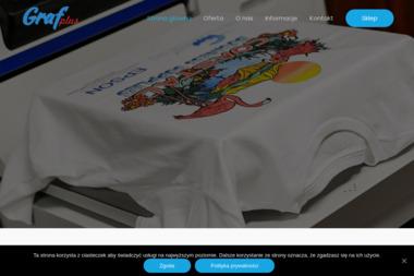 Grafplus Mateusz Furtak - Agencja marketingowa Czernichów