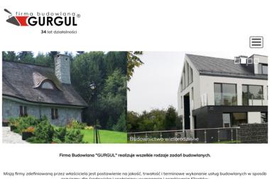 """Firma budowlana """"GURGUL"""" - Konstrukcje stalowe Limanowa"""