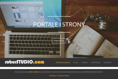 ROBURSTUDIO.com Robert Grzegorzak - Strony internetowe Stadniki