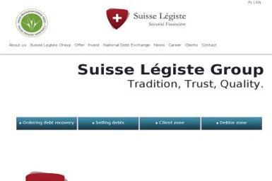 Suisse Legiste Sp. z o.o. - Skup długów Warszawa