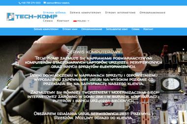 "P.U.H ""Tech-Komp"" - Programista Przemyśl"