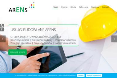 Usługi Budowlane ARENS Ewa Nowakowska - Nadzór budowlany Kobylanka