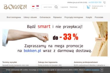 BOKKEN Marcin Pitrus - Reklama Internetowa Dębowiec
