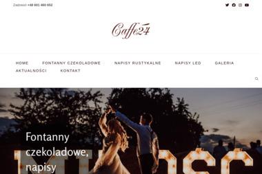 Caffe24 Anna Kliszcz - Catering Dla Firm Raszówka
