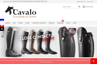 Jaszym Salon Jeździecki - Gotowy Sklep Internetowy Przedecz