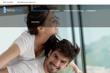MEGA Plast Sp. z o. o. - Okna Plastikowe Lublin