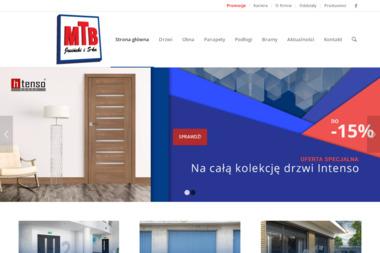 MTB JANUSZ JASINSKI I S-KA SP.JAWNA - Okna z Drewna Bielsko-Biała