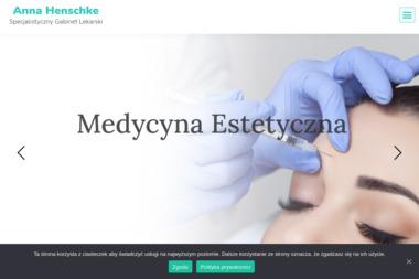 Prywatny Gabinet Ortodontyczny Anna Henschke - Usługi Wolsztyn