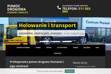 Maciej Prosiński Pomoc Drogowa - Pomoc drogowa Poznań