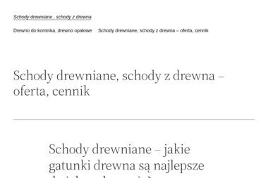 DrewStyl Rafał Pluta - Schody metalowe Brzeźnica