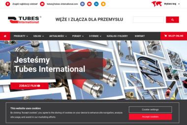 Tubes International Sp. z o.o. - Gumy i produkty z gumy Poznań