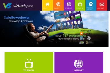 Virtual Space Maciej Wasiuta - Internet Szczecin