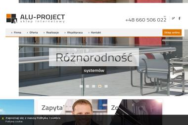 Alu-project - Balustrady Legnica