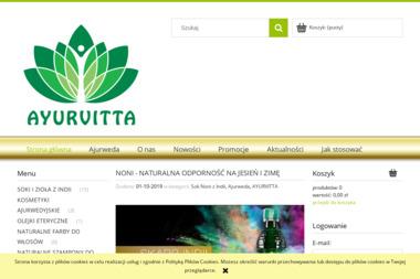 AYURVITTA Sp. z o.o. - Zdrowa żywność Radom