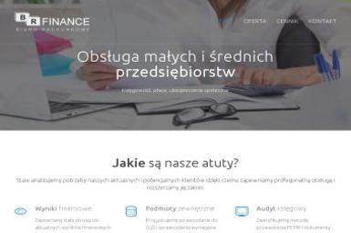 BR Finane Sp. z o.o. - Biznes plany, usługi finansowe Katowice