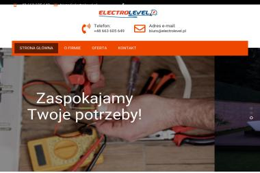 Usługi Elektryczne - Oświetlenie Domu Janów Lubelski