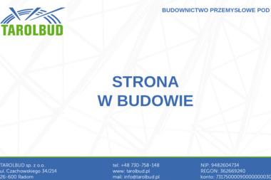 Tarolbud Sp. z o.o. - Usługi Budowlane Zabrze